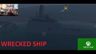 The Crew 2-Wrecked Ship