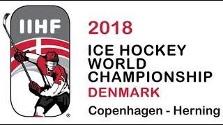MS v hokeji 2018 : Dánsko - Výsledky všetkých štvrťfinálových zápasov