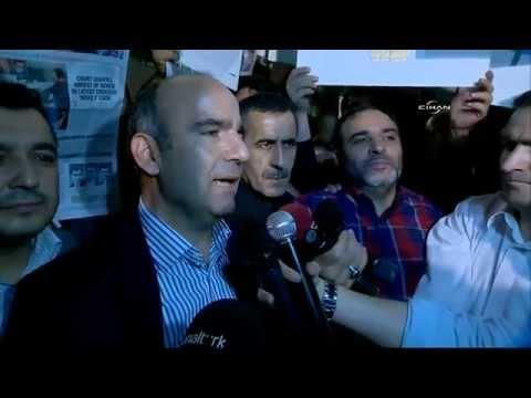 Bülent Keneş attığı tweetler sebebiyle gözaltına alındı
