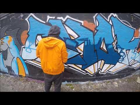 Graffiti - Ghost EA & Chor CRZ - Swampert