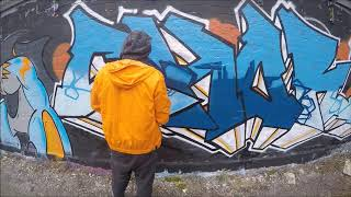 Graffiti - Ghost EA & Chor CRZ - Swampert