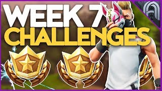 Fortnite Season 5 Week 7 Challenges Guide! Battle Pass Challenges!