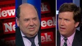 Tucker vs Newsweek and its