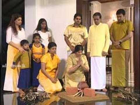 President celebrates Sinhala and Tamil New Year with ...