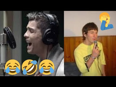 Football Players Making Song  2019 | Cristiano Ronaldo, Lionel Messi, Neymar Jr, ***Must Watch***