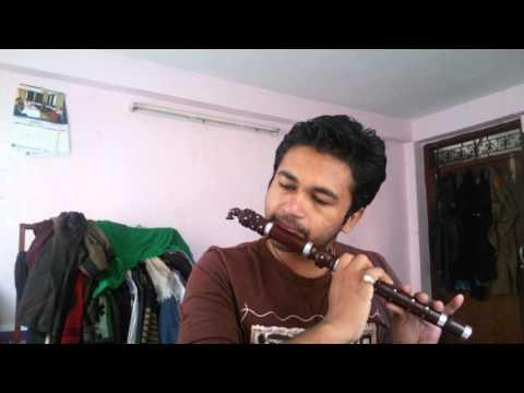 Nepali song flute tone (Resham Firiri)