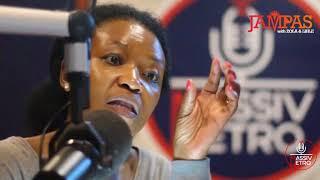 Nurse Sthembi on Jampas Alerting Us About Flu This Winter
