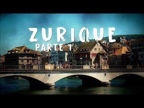 Fui A Zurique Em Trabalho (Parte I)