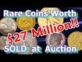 Rare Coins Worth Big Money Sold at 2018 ANA Coin Auction
