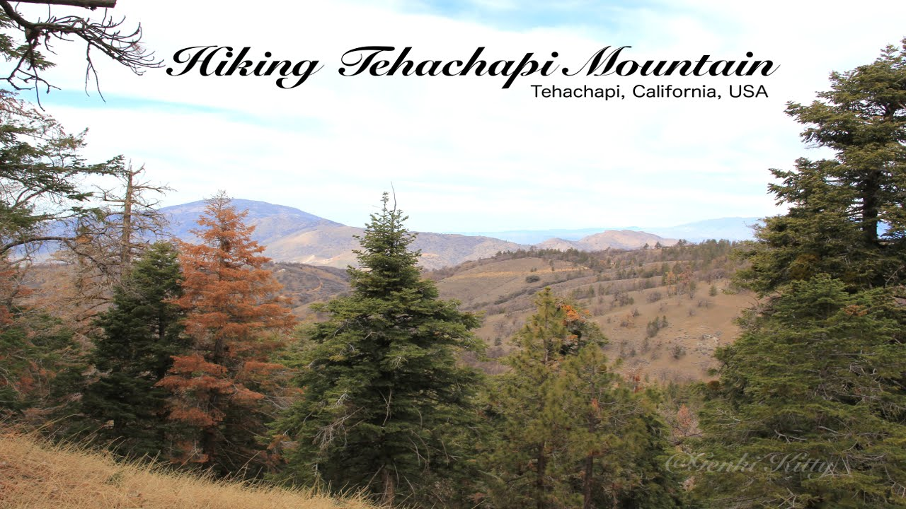 Tehachapi hiking