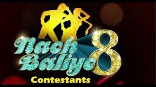 Nach Baliye Season 8 CONTESTANT List