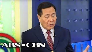 Senate Must Act Now On Duterte Xi Fishing Deal Says Carpio  ANC