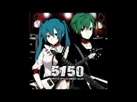Hatsune Miku, Gumi and Nano - 5150 (Full Album)