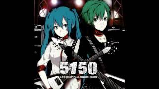 Hatsune Miku, Gumi and Nano - 5150 (Full Album)