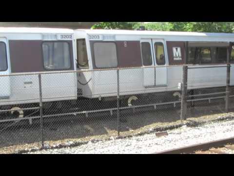 The Washington DC Metro Aboveground