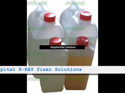 Silver Recovery Fixer & X Ray