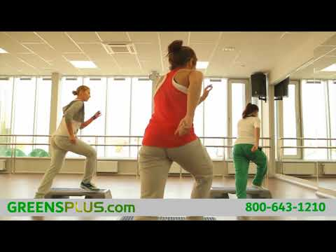 Greens+ Energy Natural Bar Product Video 45 Sec