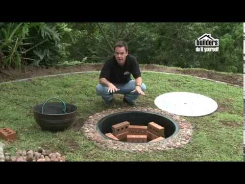 Builders DIY: Designing your Garden - Adding a Water Feature