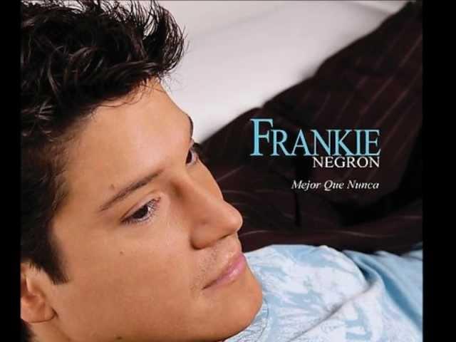 Frankie Negrón - Mamita Baila Conmigo
