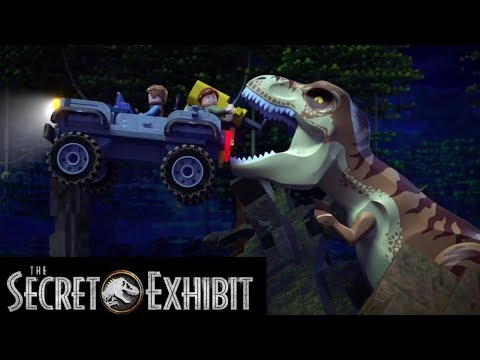 Jurassic World: The Secret Exhibit - Animated LEGO Special REVIEW
