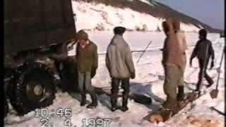 Зимник Якутии(Время идёт дороги остаются. Реальная жизнь в дороге., 2015-07-21T16:45:05.000Z)