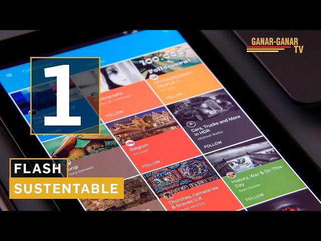 Flash Sustentable