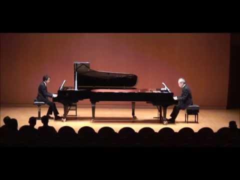 The Beatles Concerto 2nd, 3rd Movement. ビートルズコンチェルト 第2、3楽章 2台ピアノ