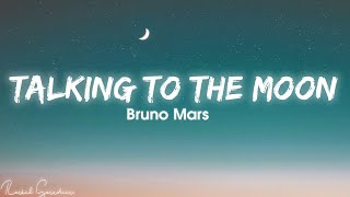 Bruno Mars Talking To The Moon MP3