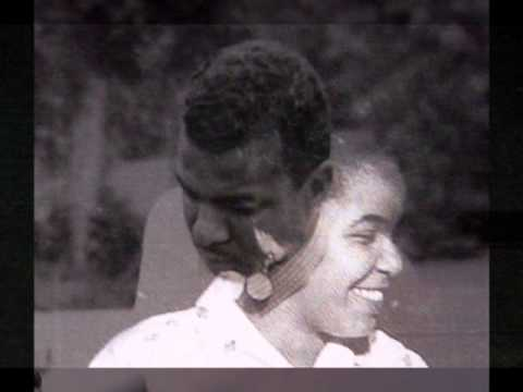 The Platters by Zola Taylor and Paul Robi in WHO WOULDN'T LOVE YOU