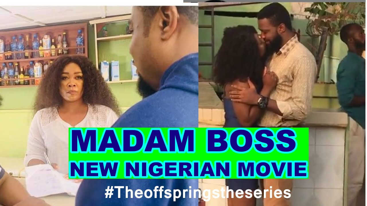 Download Madam boss behind the scenes rehearsals with Ujam Chukwunonso