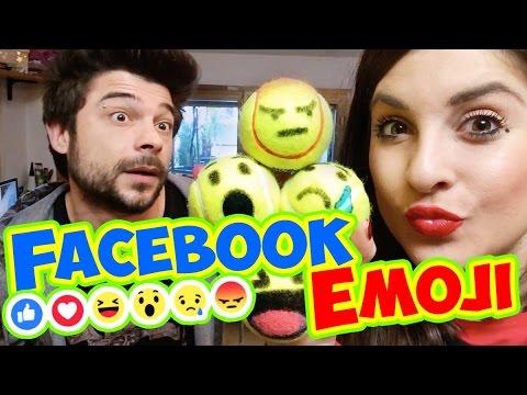 FACEBOOK REACTIONS - VI PIACCIONO LE NUOVE FACCINE DI FB?
