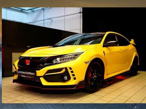 Vua sedan hạng C – Honda Civic ra mắt biến thể Type R 2021