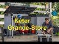 Keter Grande-Store מחסן גינה גרנדה כתר