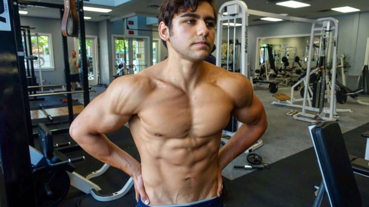 My Diet To Build Lean Muscle Mass (Full Day Of Eating