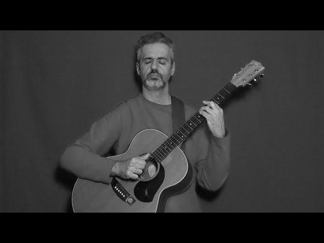 BECAUSE - BEATLES VOCALS with ACOUSTIC GUITAR by MARCELLO ZAPPATORE
