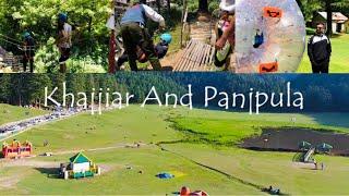Khajjiar And Panjpula vlog (Mini Switzerland of India) |sp vlogs|