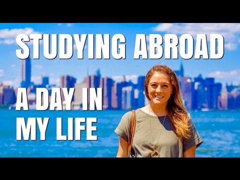 STUDY ABROAD - A DAY IN MY LIFE [BRAZIL]