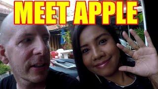 Meet apple, a single thai woman v248