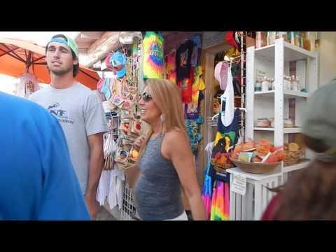 Nassau Bahamas portside market