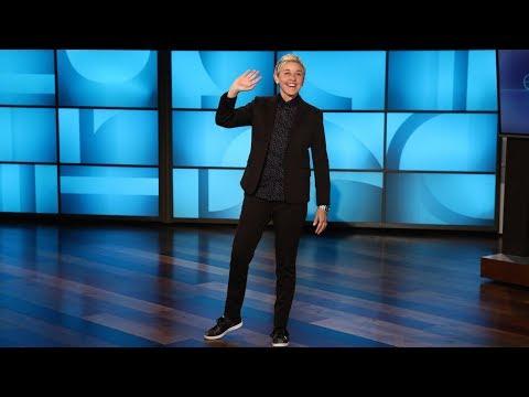 Ellen Celebrates 2,500 Shows