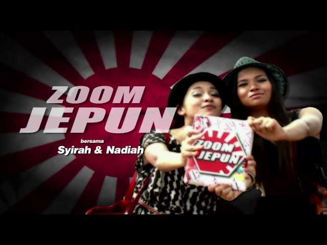 ZOOM Jepun Trailer ep1 Travel Video