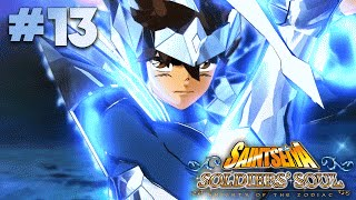 Saint Seiya : Soldiers Soul | Gameplay FR - Episode 13 : Odin ( PS4 )