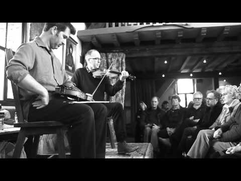 Baltimore fiddle fair 2013 dun na Sead with Toner Quinn & Malachy Bourke