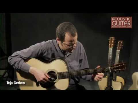 Huss & Dalton TOM-R Review from Acoustic Guitar