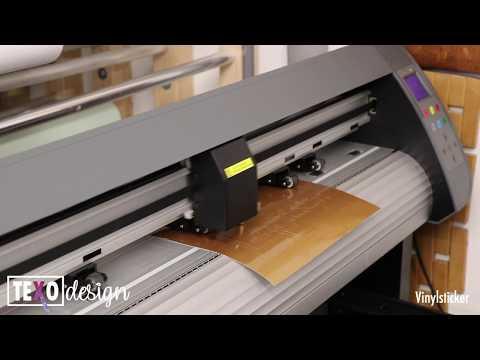 Was ist ein Vinylsticker?