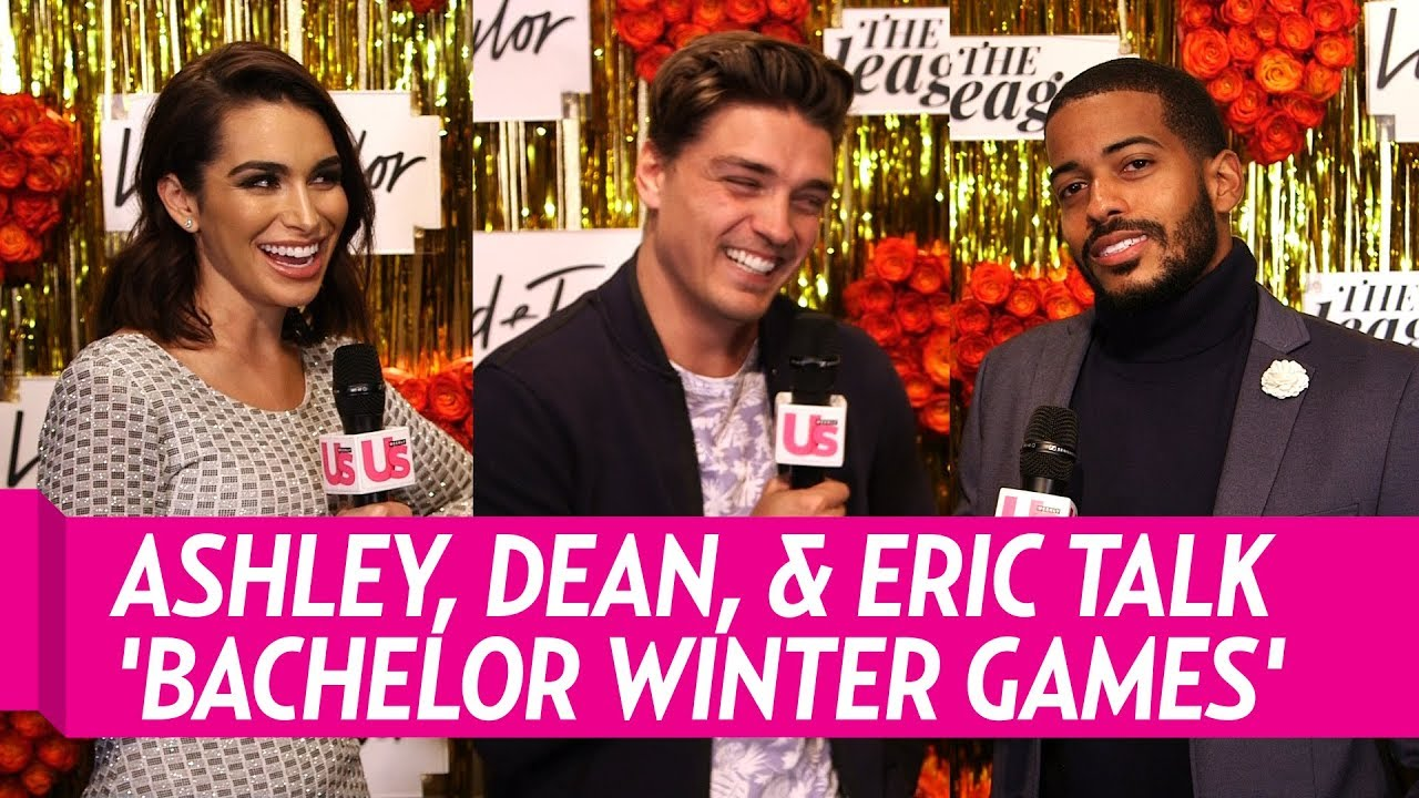 Eric Dean And Ashley Talk The Bachelor Winter Games