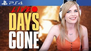 First time playing Days Gone
