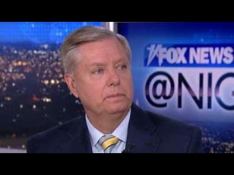 Graham on Roy Moore, taxes and calls for new special counsel