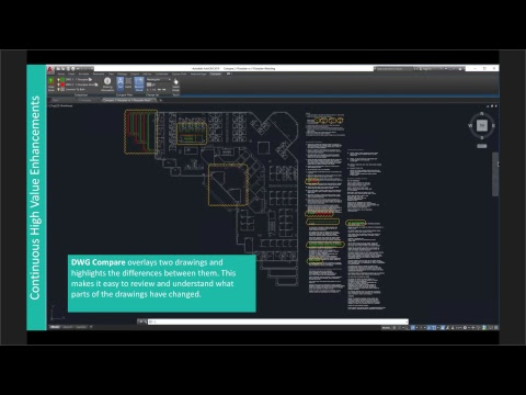 What's New in AutoCAD 2019 | Autodesk Virtual Academy