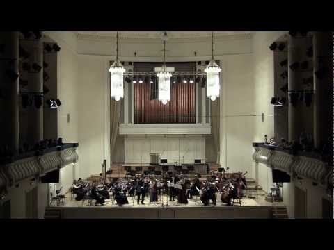 Antonio Vivaldi - Kontsert h-moll neljale viiulile RV 580 (I Allegro)